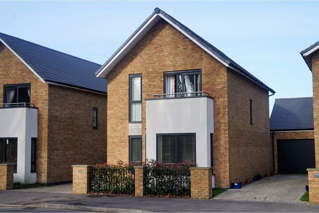 Thumbnail Detached house for sale in Farnborough Road, Weston-Super-Mare