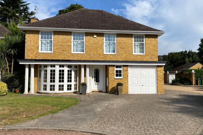 Thumbnail Detached house for sale in Staines Upon Thames, Surrey