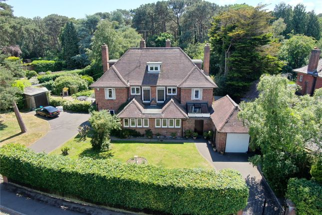 Detached house for sale in Little Forest Road, Talbot Woods, Bournemouth
