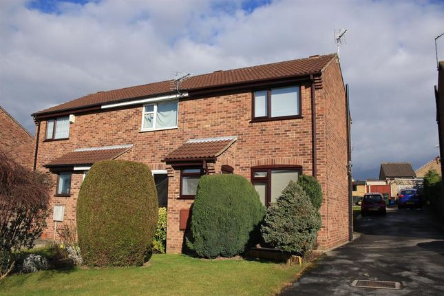 Thumbnail End terrace house for sale in Meadow Way, Tadcaster