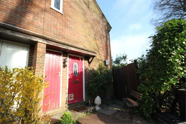 Thumbnail Semi-detached house for sale in Andrews Close, The Old Town, Hemel Hempstead