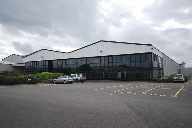Thumbnail Office to let in Former Triumph Motorcycle Works, Jacknell Road, Hinckley