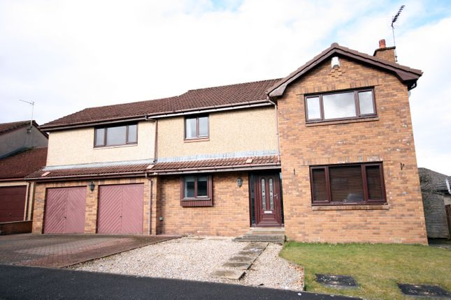 Thumbnail Detached house for sale in 11 Gallowhill Wynd, Kinross