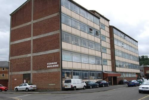 Light industrial to let in Unit 31, Vernon Building, Unit 31, Westbourne Street, High Wycombe, Buckinghamshire