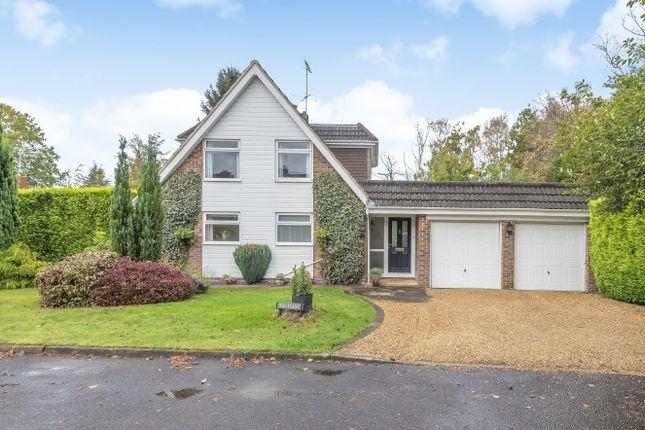 Thumbnail Detached house for sale in Heathfield Copse, West Chiltington