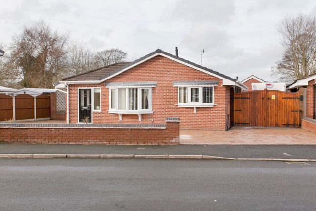 Thumbnail Detached bungalow for sale in Constance Avenue, Trentham, Stoke-On-Trent