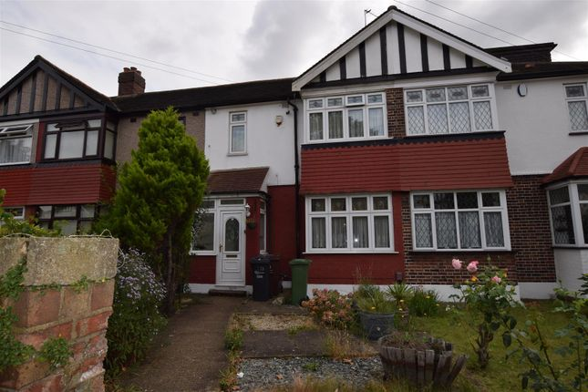 Thumbnail Terraced house for sale in Salcombe Drive, Chadwell Heath, Romford