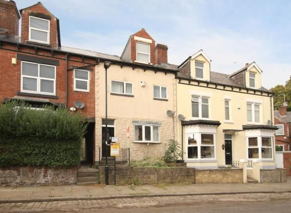Thumbnail Terraced house for sale in Khartoum Road, Sheffield, South Yorkshire