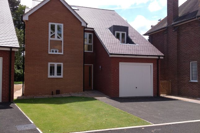 Thumbnail Detached house to rent in Admaston Road, Wellington, Telford