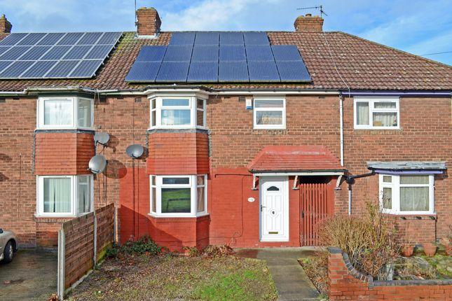 Thumbnail Terraced house for sale in Burton Green, York
