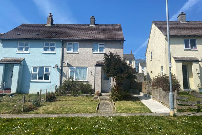 Thumbnail Semi-detached house for sale in Lostwood Road, St. Austell