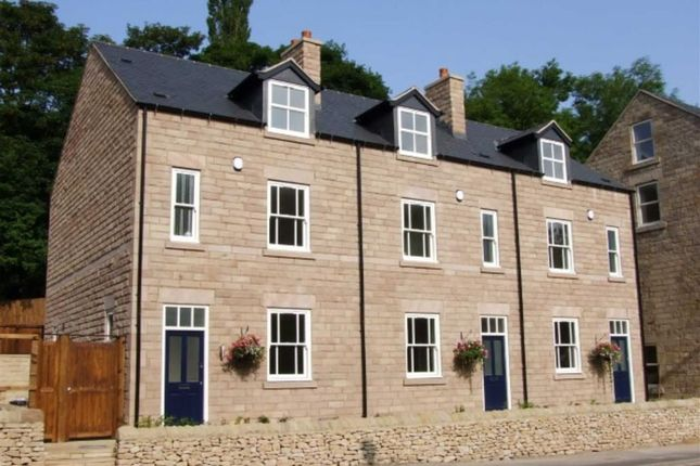Thumbnail Town house to rent in River Walk, Dale Road, Matlock, Derbyshire