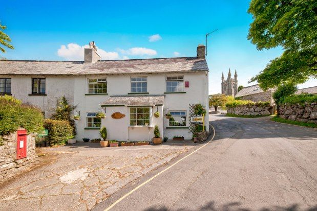Thumbnail Cottage to rent in Widecombe-In-The-Moor, Newton Abbot
