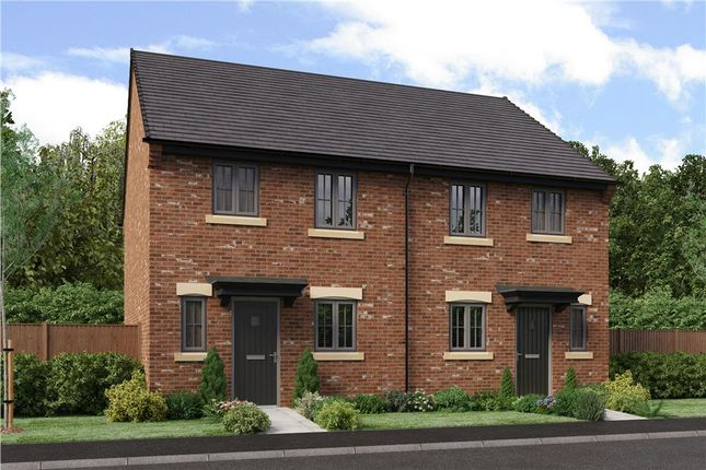 "Mews house for sale in ""The Hawthorne"" at School Aycliffe, Newton Aycliffe"