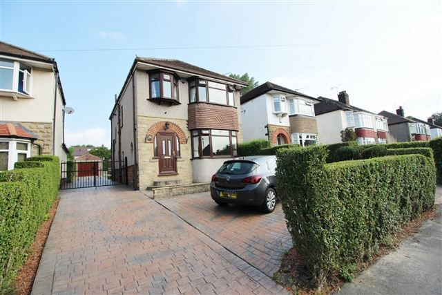 Thumbnail Detached house for sale in Norton Park Road, Sheffield