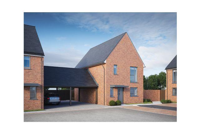 Thumbnail Semi-detached house for sale in Fen Street, Brooklands, Milton Keynes