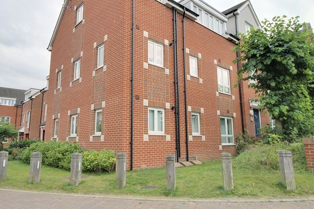 Thumbnail Flat for sale in Crome Road, Norwich