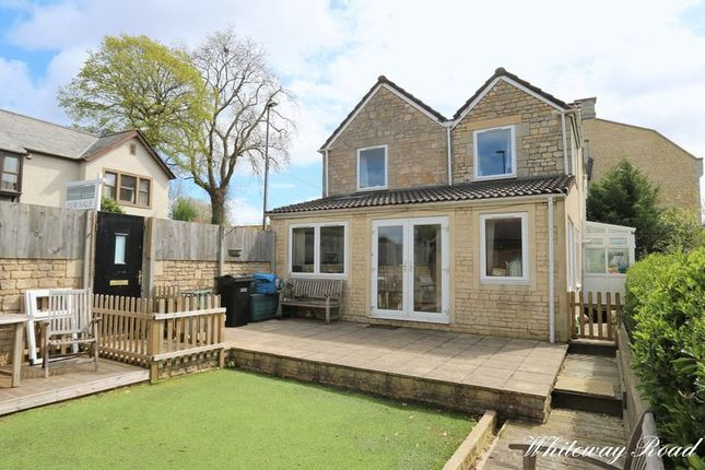 Thumbnail Link-detached house for sale in Whiteway Road, Southdown, Bath
