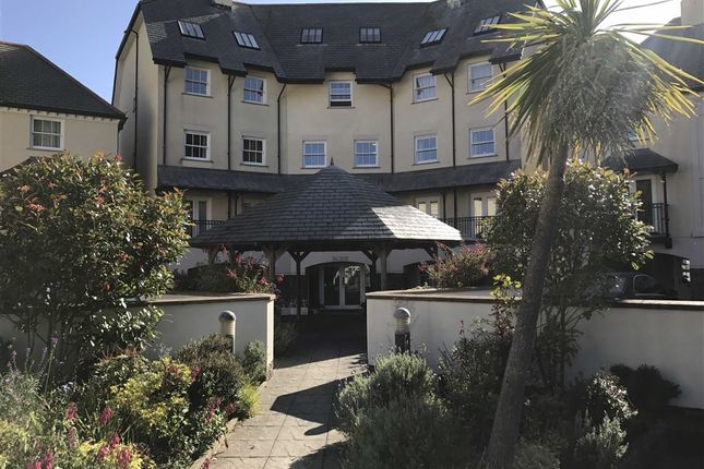 Thumbnail Flat for sale in Castle Heights, Lynton