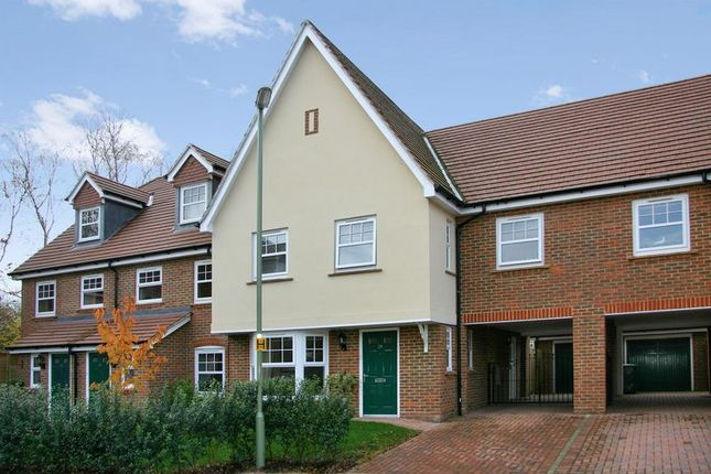 Thumbnail Semi-detached house for sale in Barrowfields Close, West End, Southampton