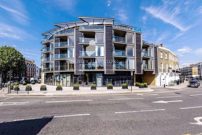 Thumbnail Property for sale in Solstice Point, Delancey Street, Camden, London