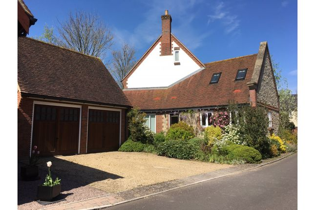 Thumbnail Detached house for sale in Manor Farm Close, Pimperne, Blandford Forum