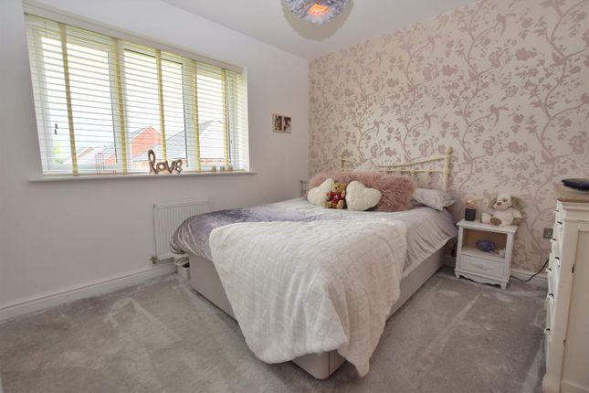 Bedroom Three of Memorial Road, Allestree, Derby DE22