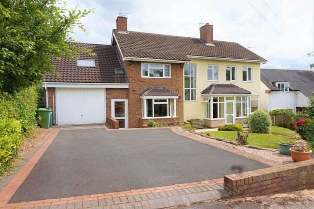 Thumbnail Detached house for sale in Overhill Road, Stafford