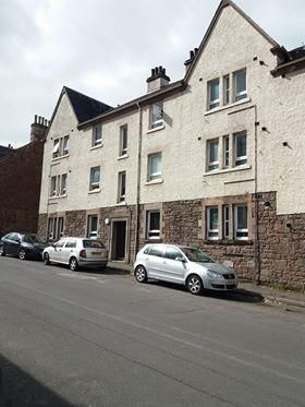 Thumbnail Flat to rent in 36 Milnab Street, Crieff