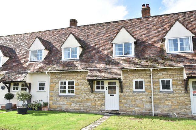 Thumbnail Terraced house for sale in Lenchwick, Evesham