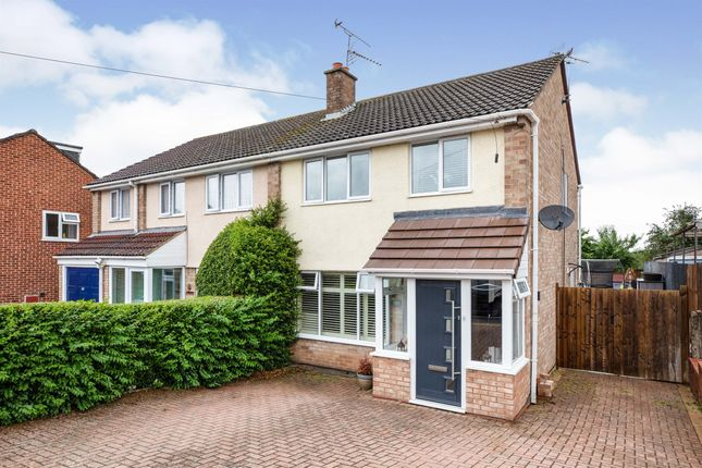 3 bed semi-detached house for sale in St. Judes Avenue, Studley B80