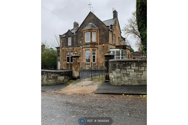 Thumbnail Detached house to rent in Bemersyde Avenue, Glasgow