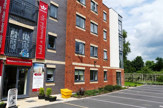Thumbnail Flat to rent in Cuthbert Cooper Place, Sheffield, South Yorkshire