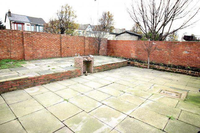 Rear Garden of Rawson Road, Seaforth, Liverpool L21