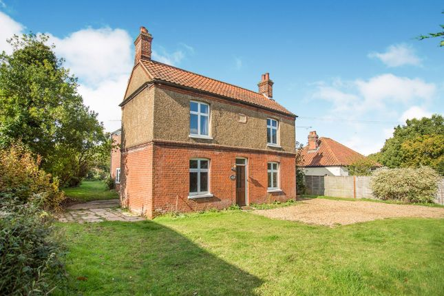 Detached house for sale in Ludham, Gt Yarmouth, Norfolk