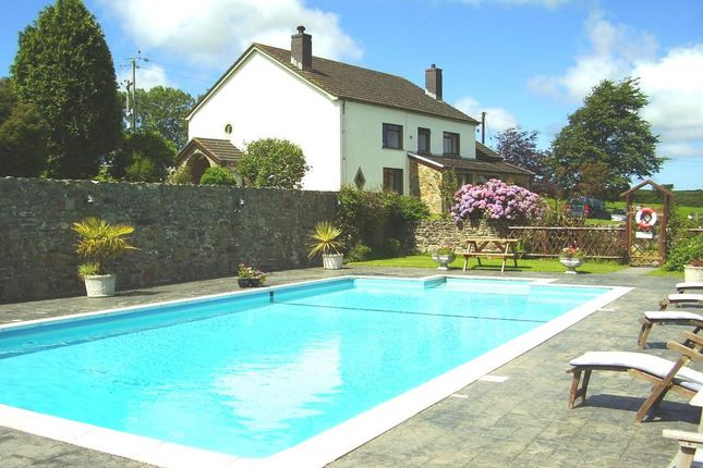 Thumbnail Detached house for sale in Trenewydd Farm Holiday Cottages, Moylegrove, Cardigan, Pembrokeshire, Wales