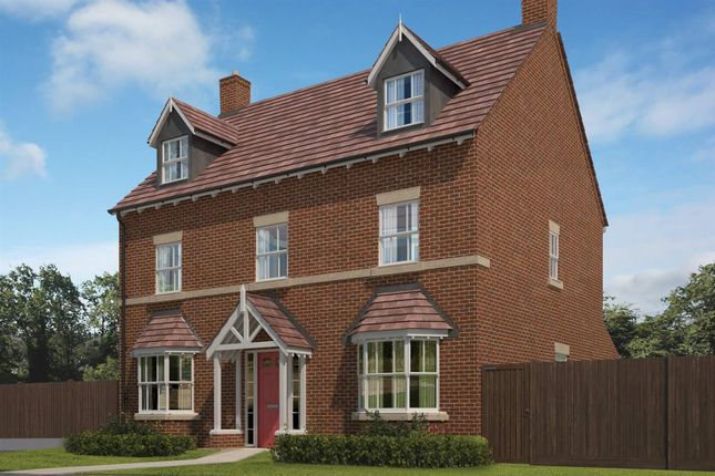 Thumbnail Property for sale in Ivy Lane, Bevere, Worcester
