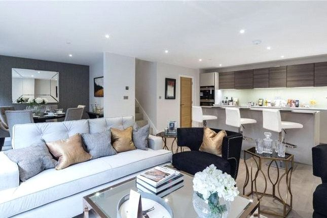 Thumbnail Flat for sale in Viridium Apartments, London