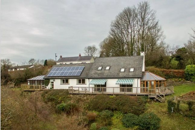 Thumbnail Detached house for sale in Llandysul, Llandysul