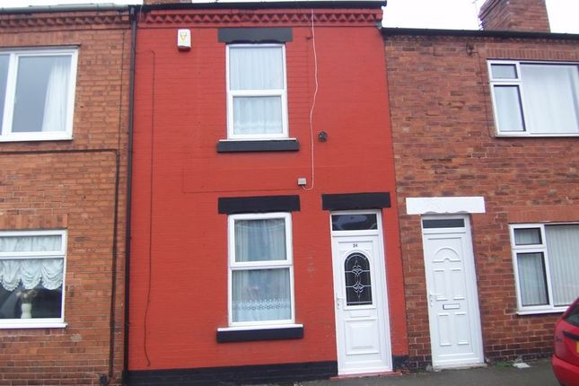 Thumbnail Terraced house to rent in Sookholme Road, Shirebrook, Mansfield, Derbyshire