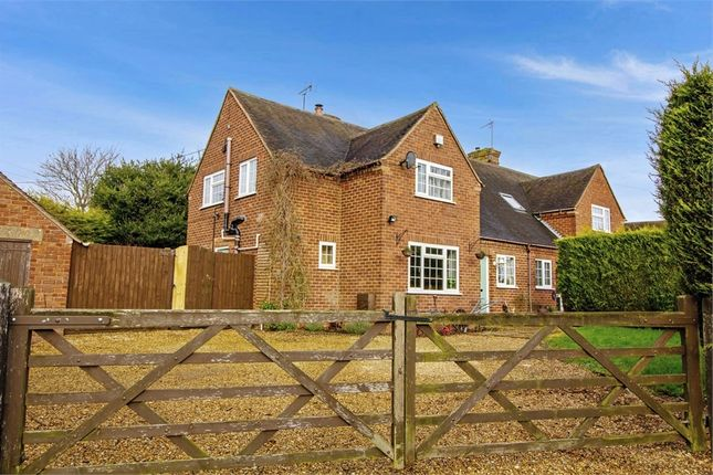 Thumbnail Semi-detached house for sale in Waresley Court Road, Hartlebury, Kidderminster, Worcestershire