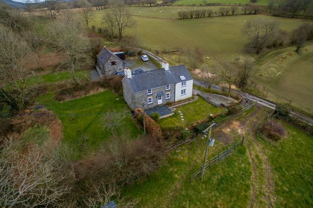 Thumbnail Detached house for sale in Tregaron, Ceredigion