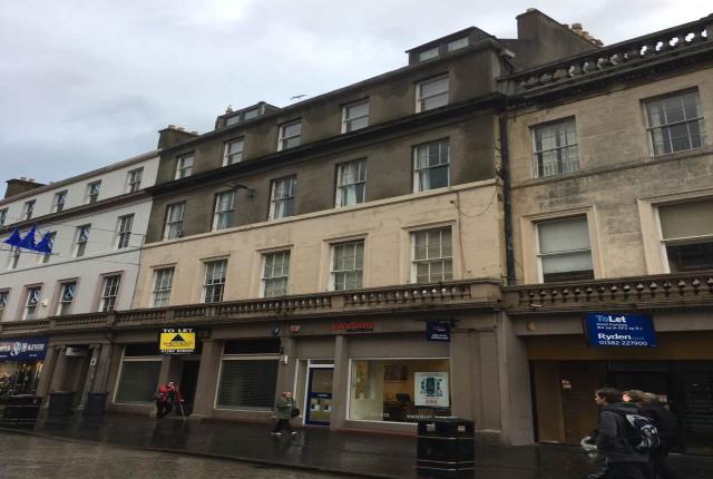 Thumbnail Flat to rent in 3/2, 41 Reform Street
