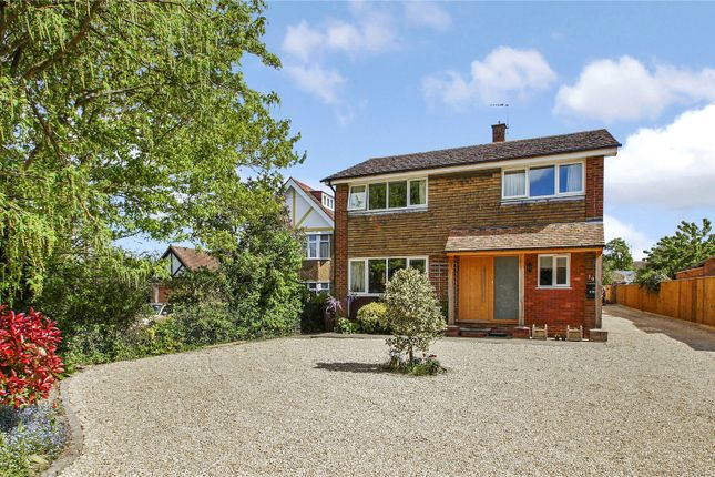 Thumbnail Detached house for sale in Church Lane, Chinnor