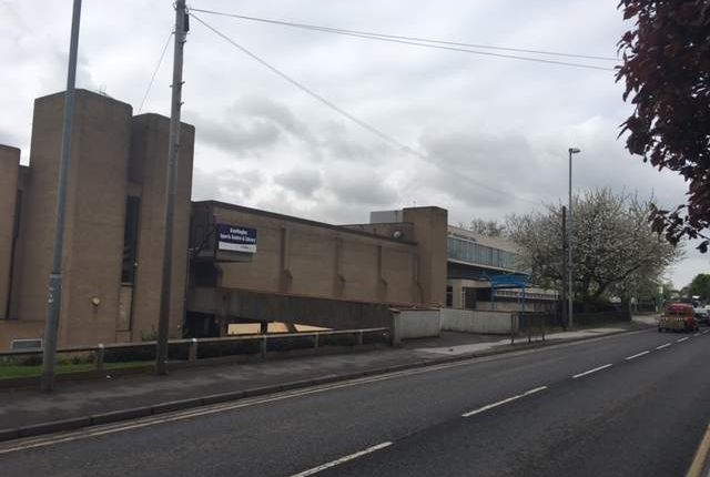 Thumbnail Commercial property for sale in Former Knottingley Sports Centre, Hill Top, Knottingley, Wakefield