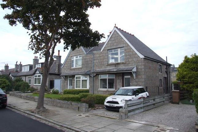Thumbnail Semi-detached house to rent in Hammersmith Road, Aberdeen