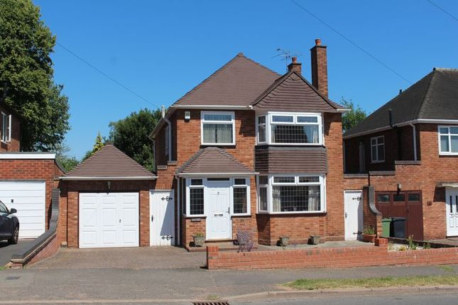 Thumbnail Detached house for sale in Ridge Road, Kingswinford