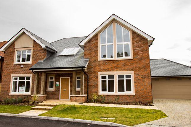 Thumbnail Detached house for sale in Plot 8 New Road, Ferndown, Dorset