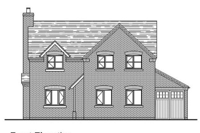 Thumbnail Detached house for sale in Plot 1 Wellington Road, Muxton, Telford