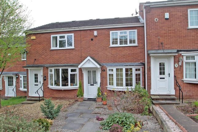 Thumbnail Town house to rent in Wymondham Close, Woodthorpe View, Nottingham